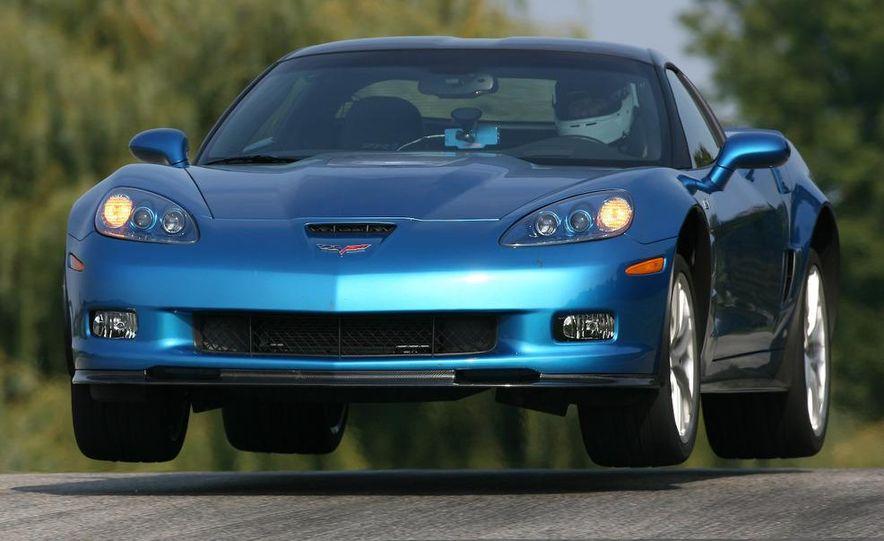 2009 Chevrolet Corvette Z06, ZR1, and Z51 - Slide 18