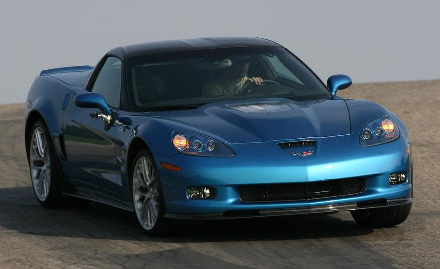 2009 Chevrolet Corvette Z06, ZR1, and Z51 - Slide 19