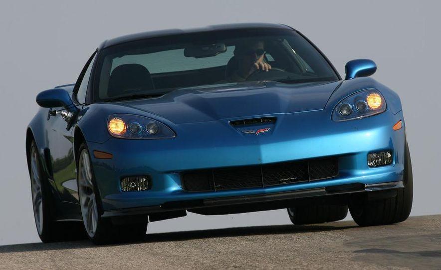 2009 Chevrolet Corvette Z06, ZR1, and Z51 - Slide 20