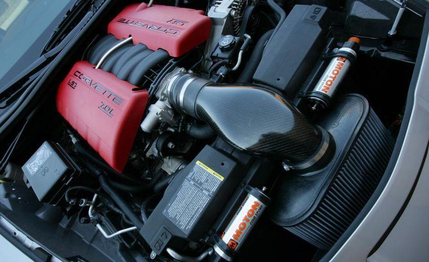 2009 Chevrolet Corvette Z06, ZR1, and Z51 - Slide 42