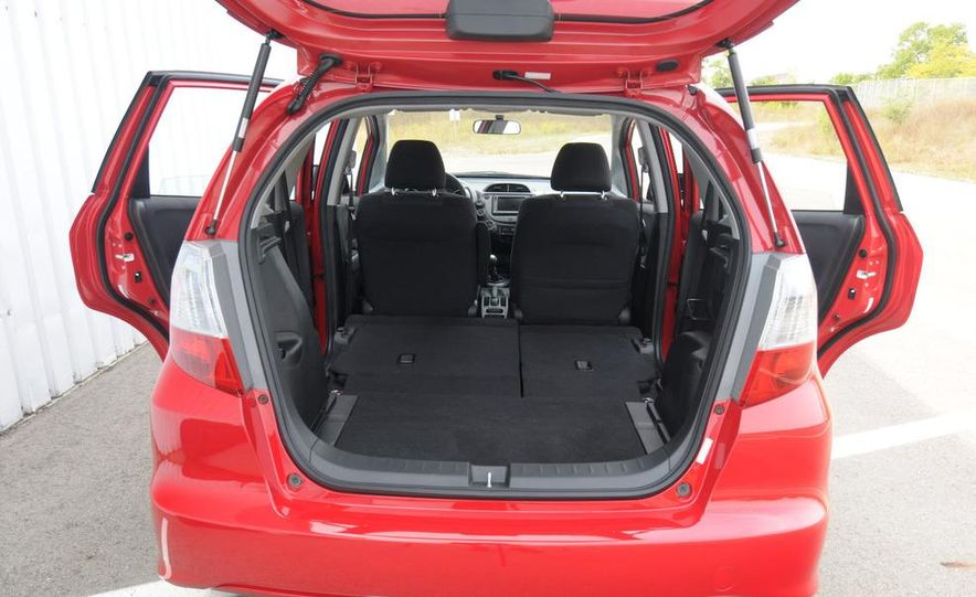 2010 Honda Fit Sport - Slide 25