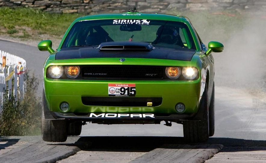 Dodge Challenger Targa - Slide 1