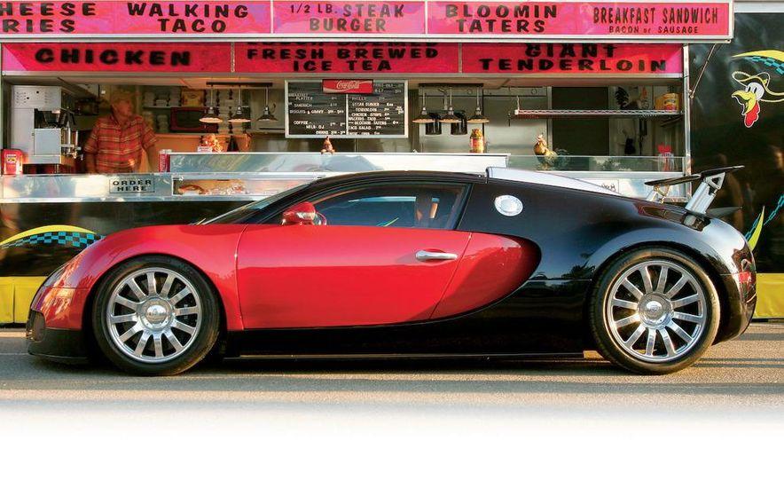 2008 Bugatti Veyron 16.4 - Slide 1