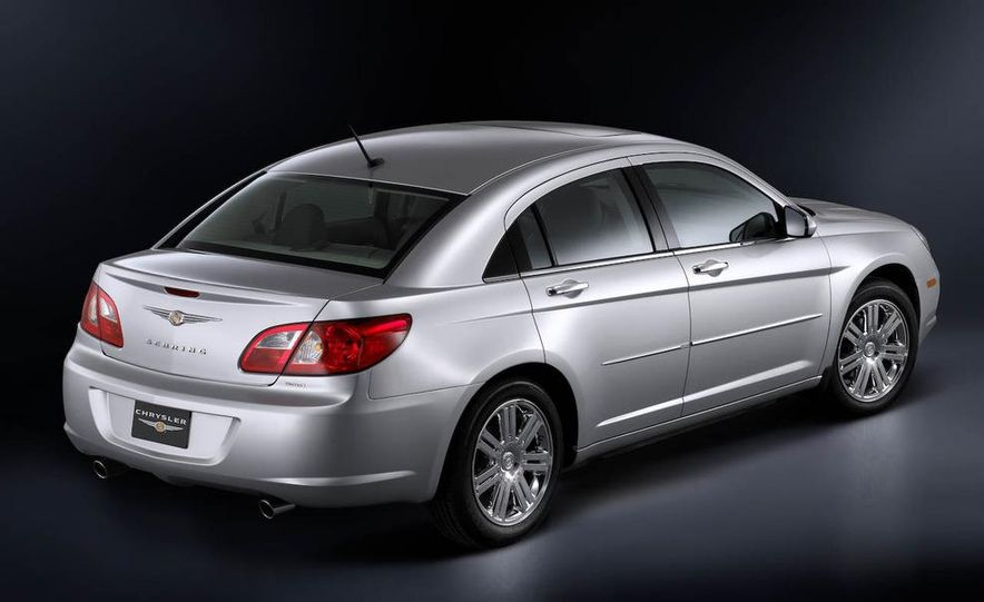 2010 Chrysler Sebring illustration - Slide 21