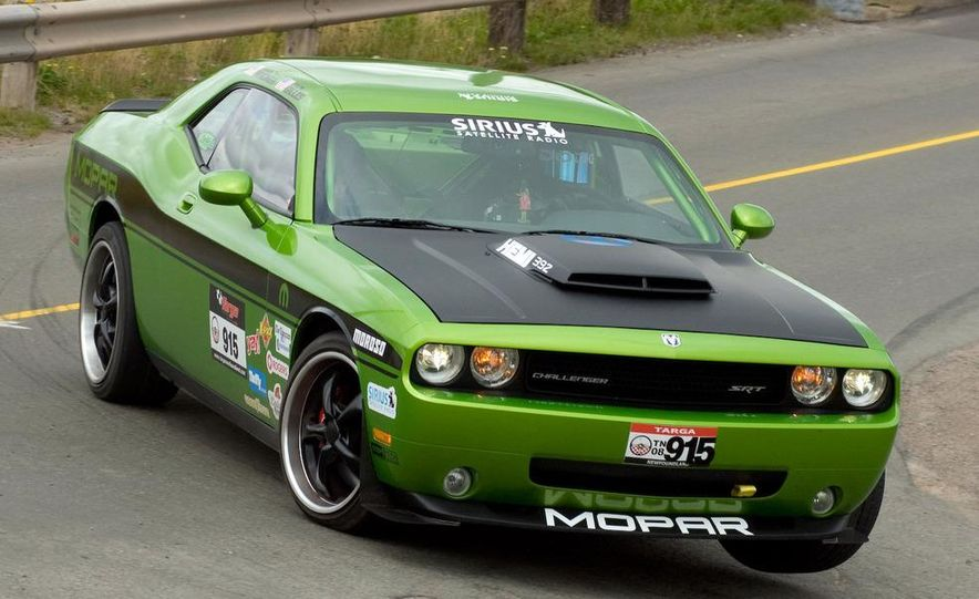 Hurst Dodge Challenger - Slide 7