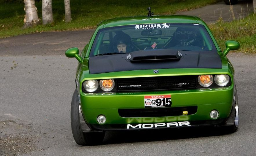 Hurst Dodge Challenger - Slide 8