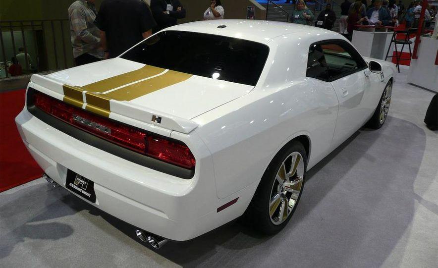 Hurst Dodge Challenger - Slide 2