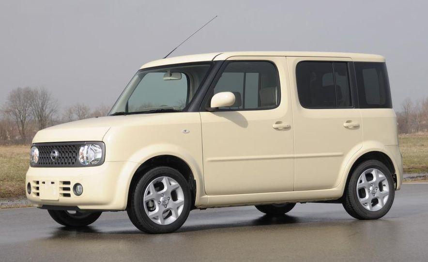 2010 Nissan EV - Slide 15