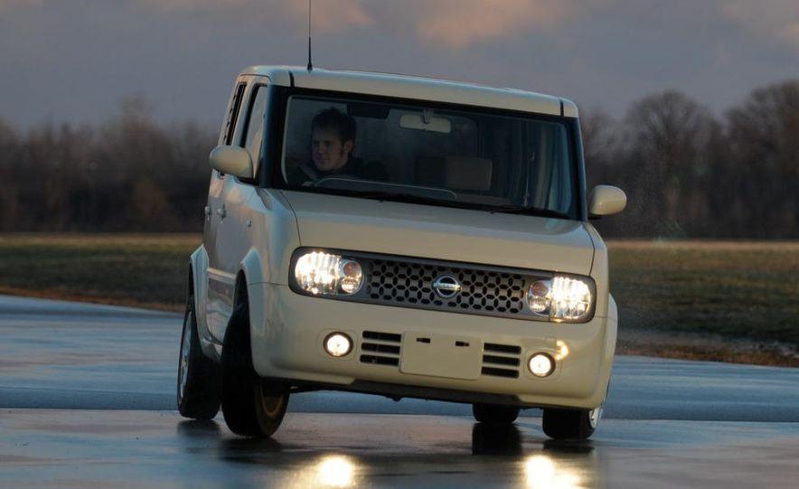 2010 Nissan EV - Slide 23