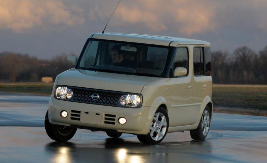 2010 Nissan EV - Slide 24