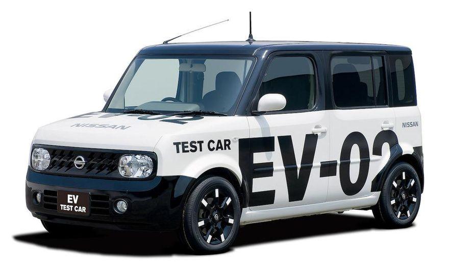 2010 Nissan EV - Slide 1