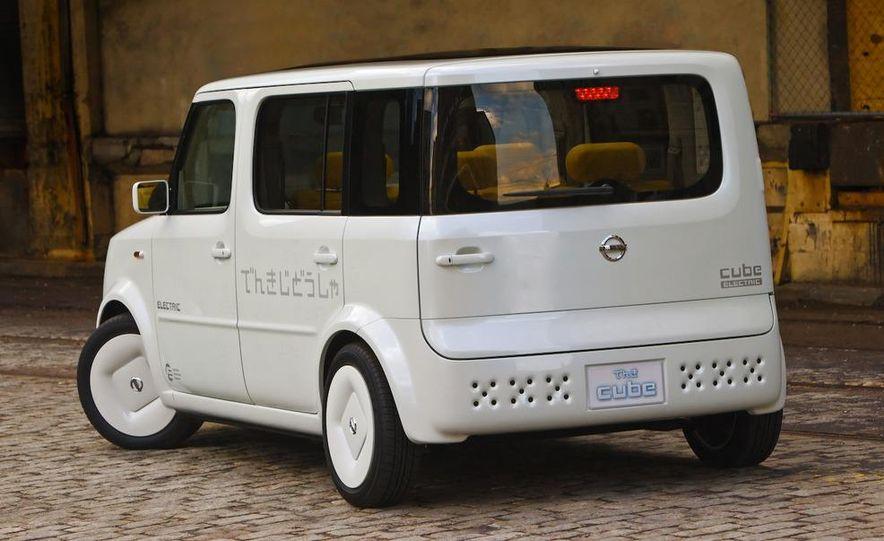 2010 Nissan EV - Slide 6