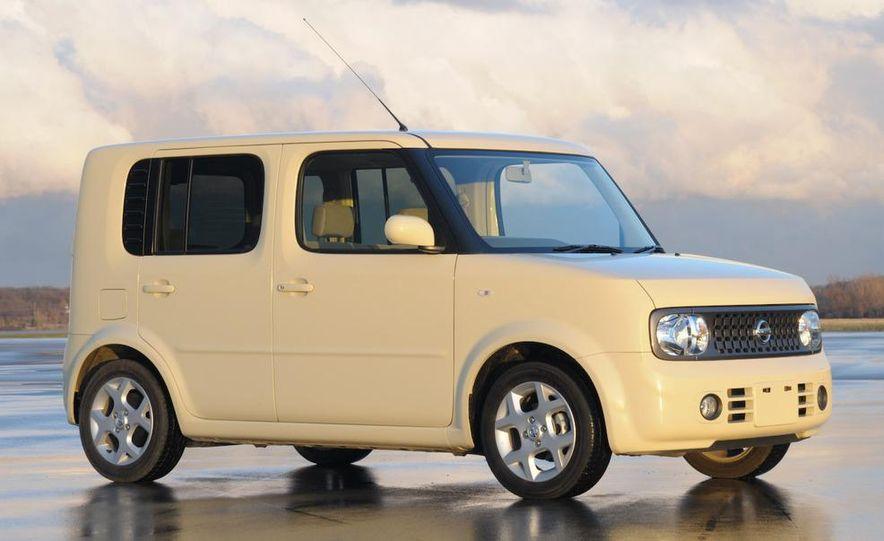 2010 Nissan EV - Slide 22