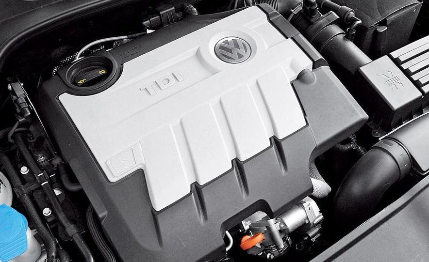 2009 Volkswagen Jetta TDI - Slide 9
