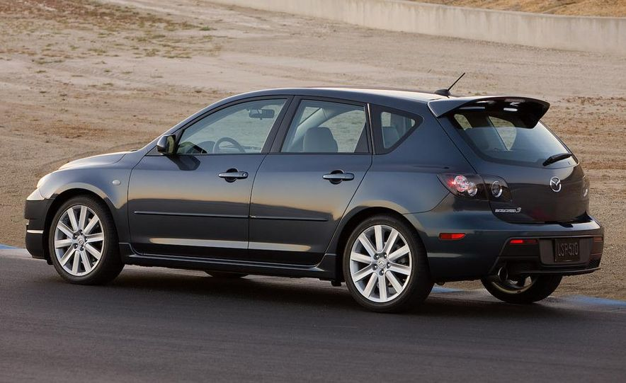 2011 Mazdaspeed 3 - Slide 19