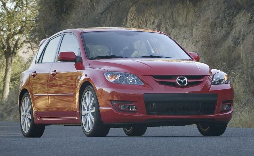 2011 Mazdaspeed 3 - Slide 13