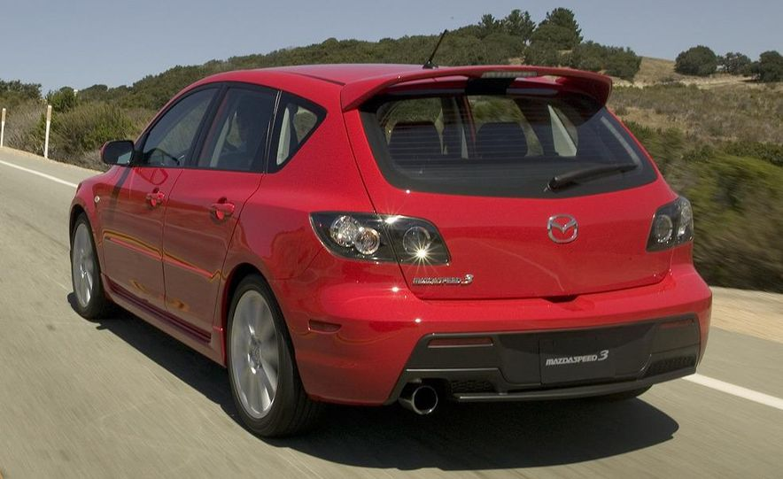 2011 Mazdaspeed 3 - Slide 15