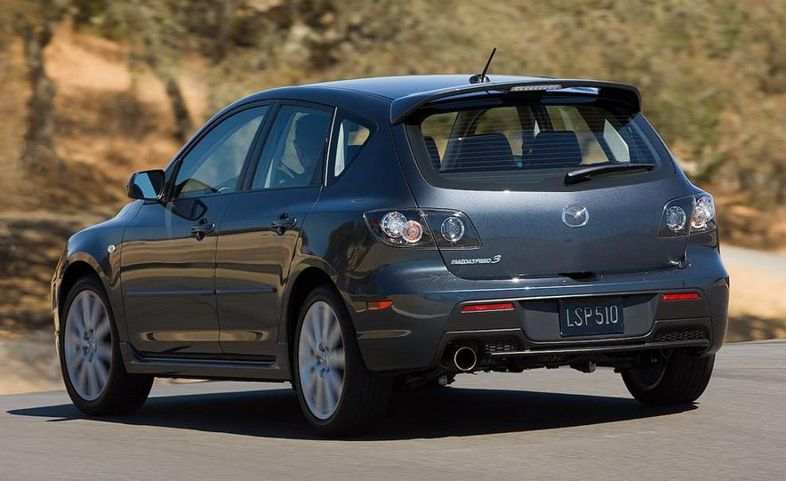 2011 Mazdaspeed 3 - Slide 20