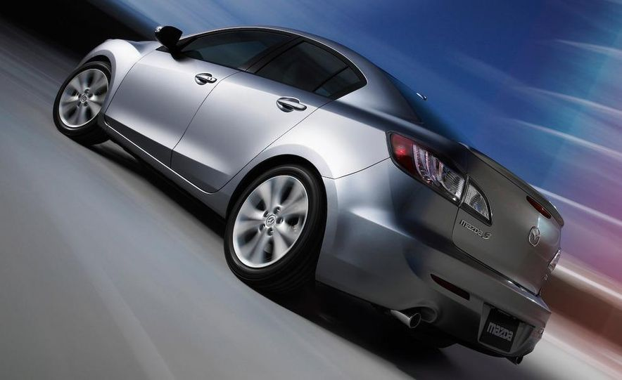 2011 Mazdaspeed 3 - Slide 8