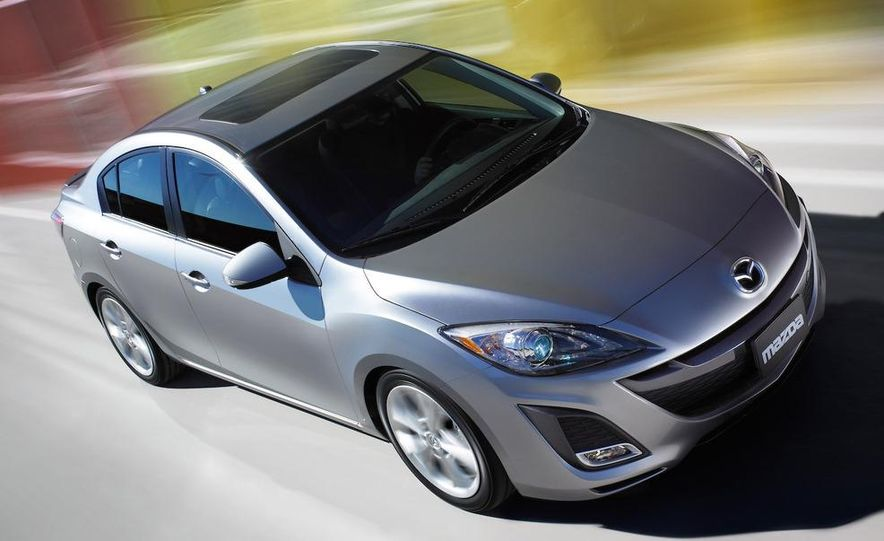 2011 Mazdaspeed 3 - Slide 7