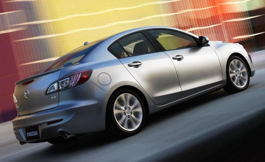 2011 Mazdaspeed 3 - Slide 9