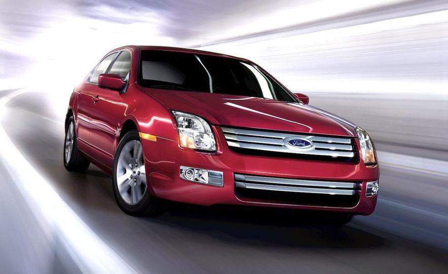 2009 Ford Fusion SEL - Slide 1