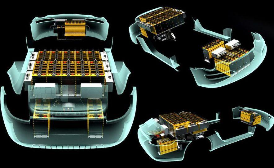 Ruf eRuf Concept Model A motor cover illustration - Slide 17