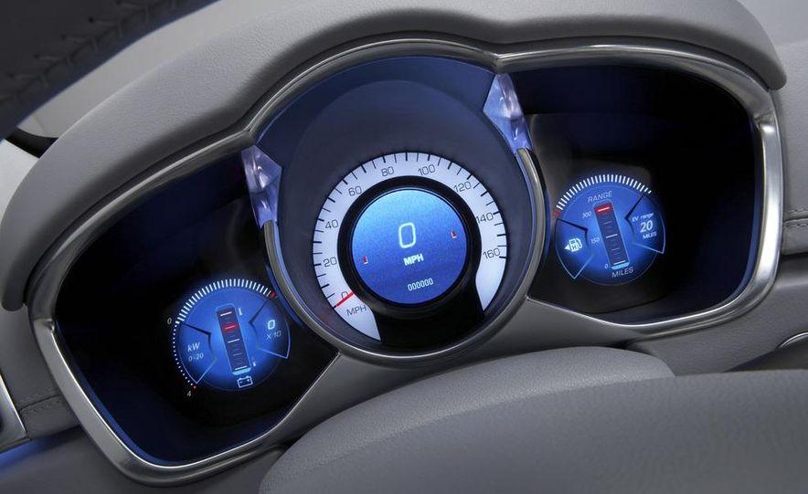 Cadillac Provoq concept - Slide 8