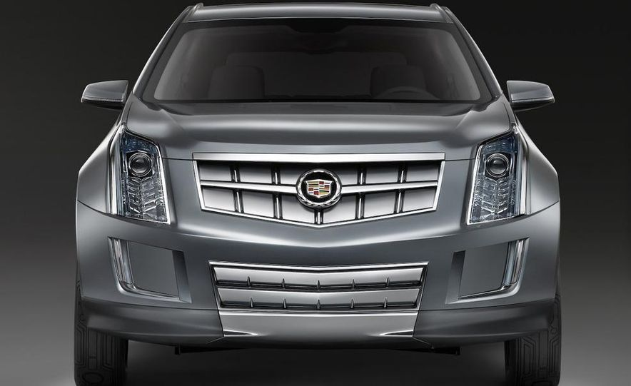 Cadillac Provoq concept - Slide 1