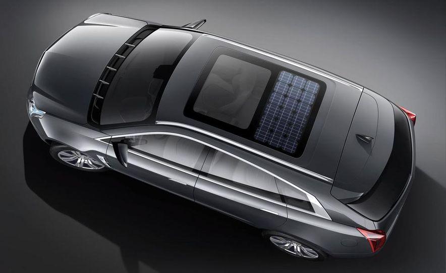 Cadillac Provoq concept - Slide 4