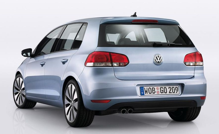2010 Volkswagen Golf (European model) - Slide 4