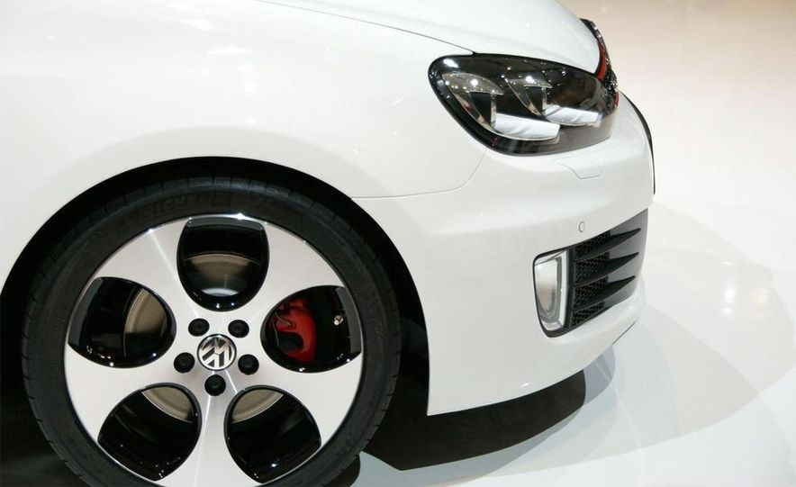 2010 Volkswagen Golf (European model) - Slide 20