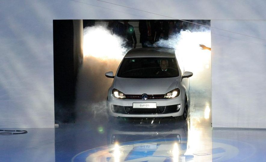 2010 Volkswagen Golf (European model) - Slide 23