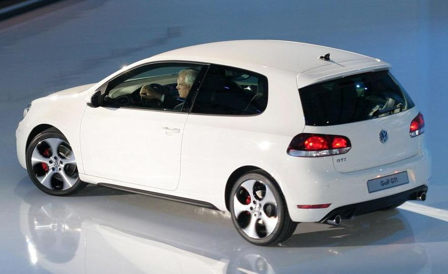 2010 Volkswagen Golf (European model) - Slide 24