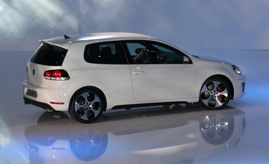 2010 Volkswagen Golf (European model) - Slide 26