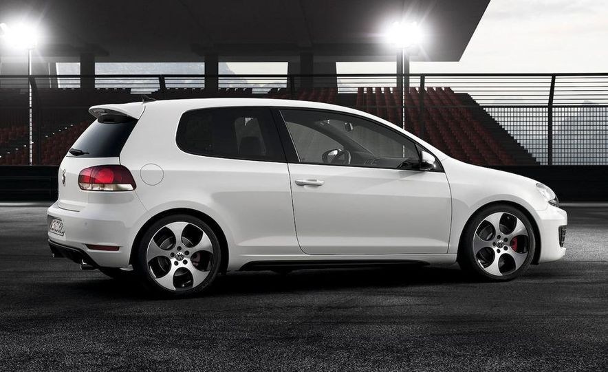 2010 Volkswagen Golf (European model) - Slide 31