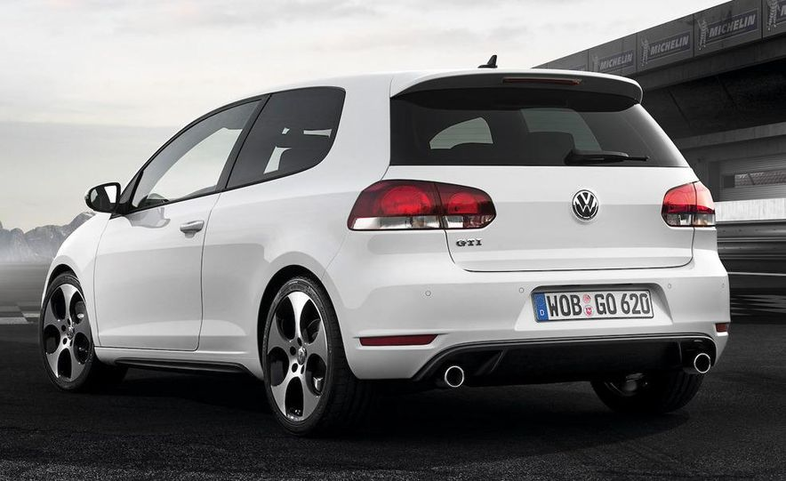 2010 Volkswagen Golf (European model) - Slide 32