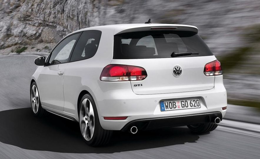 2010 Volkswagen Golf (European model) - Slide 33