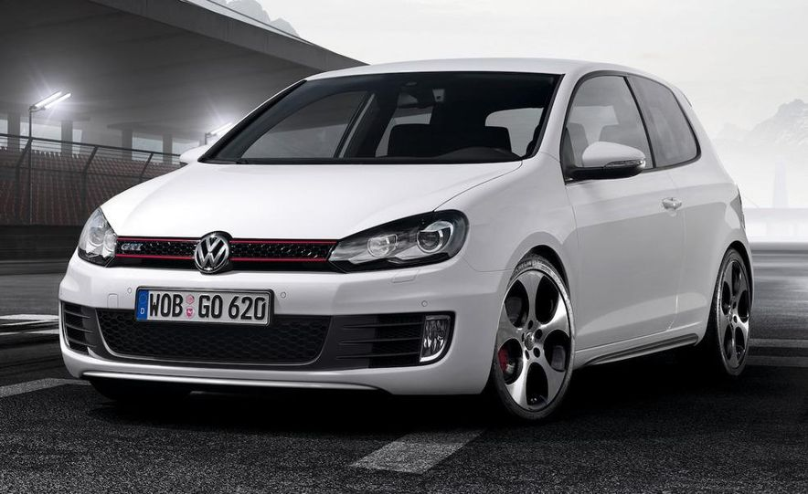 2010 Volkswagen Golf (European model) - Slide 40