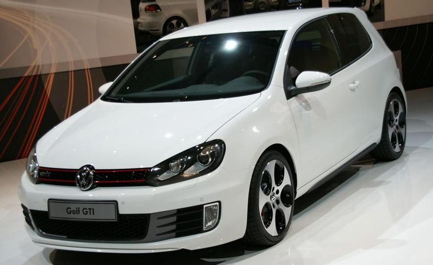 2010 Volkswagen Golf (European model) - Slide 50
