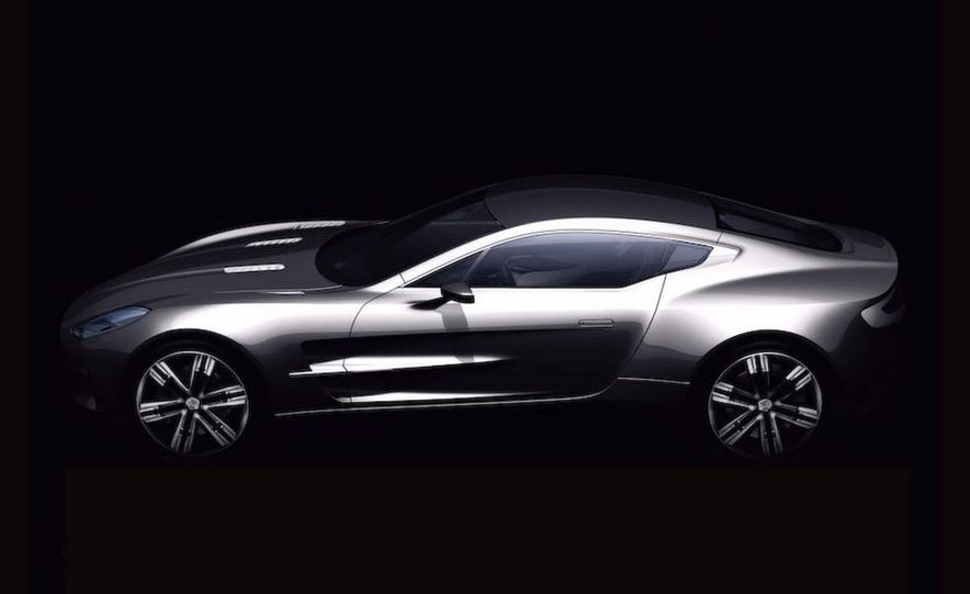 Aston Martin One-77 - Slide 6