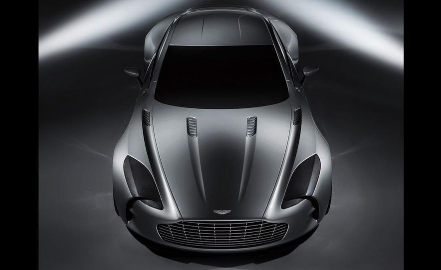 Aston Martin One-77 - Slide 2