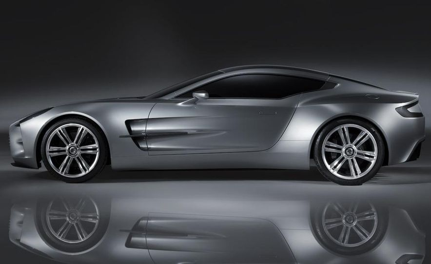 Aston Martin One-77 - Slide 4