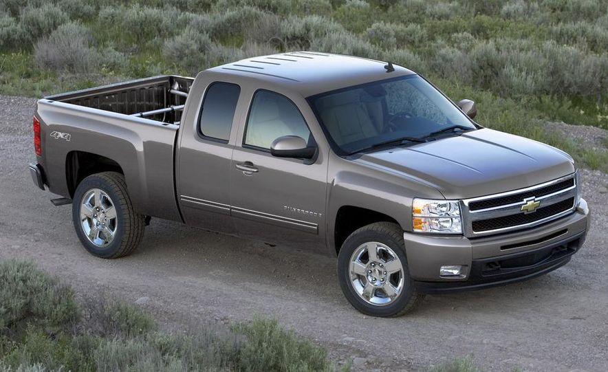 2008 GMC Sierra - Slide 18