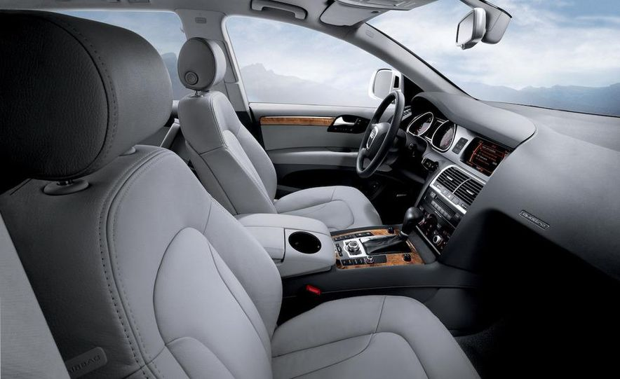 2009 Audi Q7 3.0 TDI - Slide 23