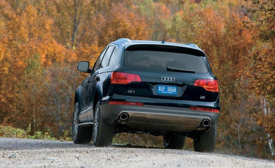 2009 Audi Q7 3.0 TDI - Slide 21