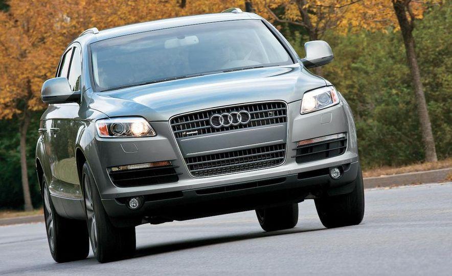 2009 Audi Q7 3.0 TDI - Slide 17