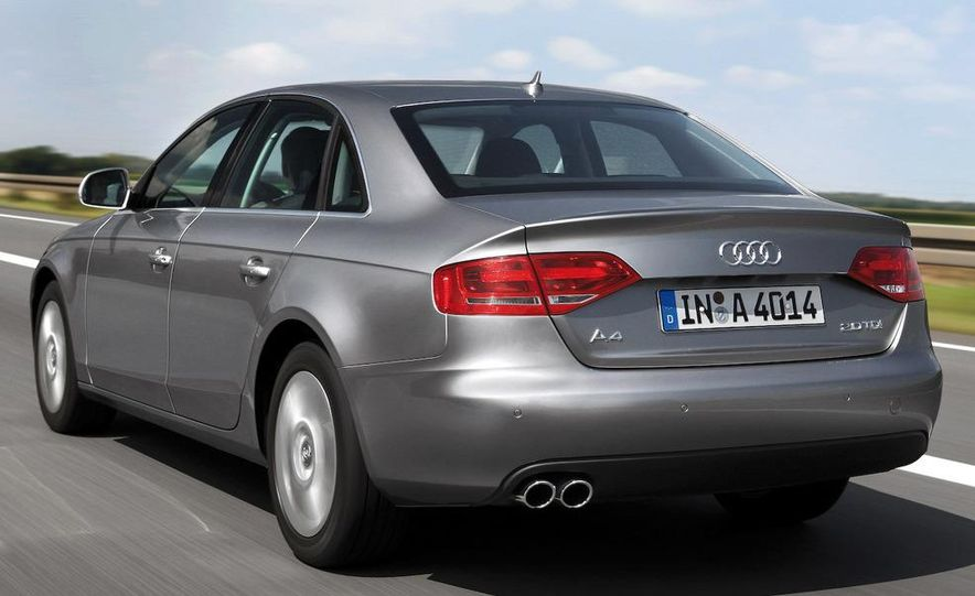 2009 Audi Q7 3.0 TDI - Slide 33