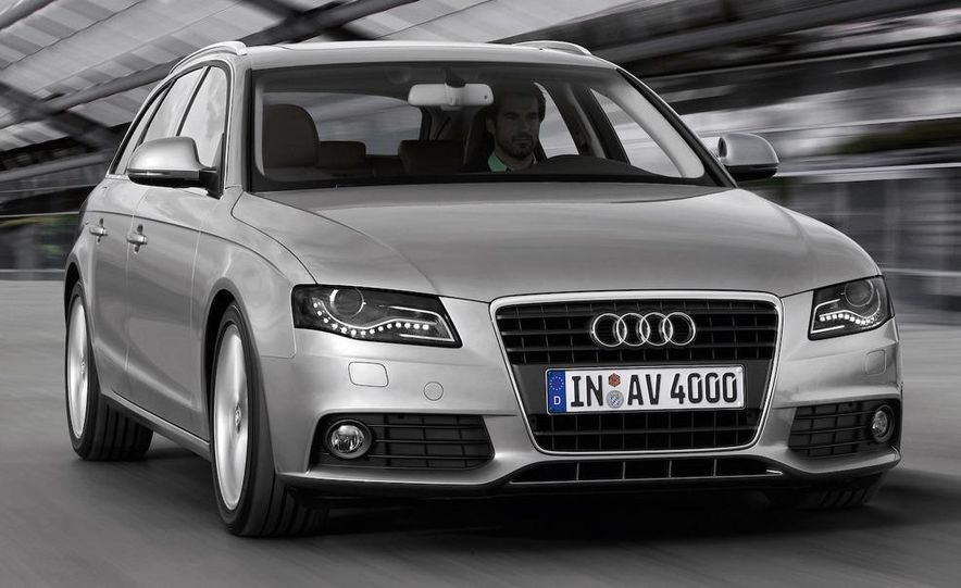 2009 Audi Q7 3.0 TDI - Slide 35