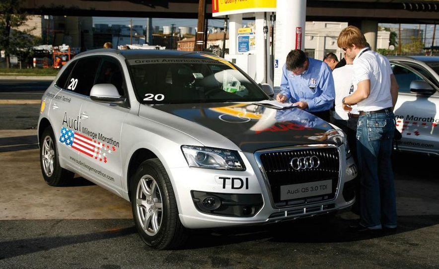 2009 Audi Q7 3.0 TDI - Slide 11